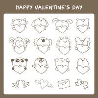 イラスト 手書き バレンタイン 手作りカードが一気にお洒落♪バレンタインにぴったりなレタリング10選