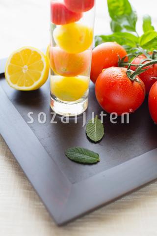 爽やかトマトのコンポート