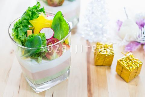 ベジムースサラダ