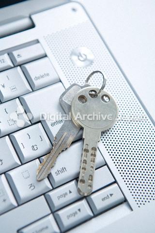 鍵とキーボード