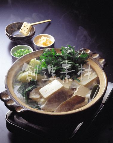 湯豆腐タラ鍋