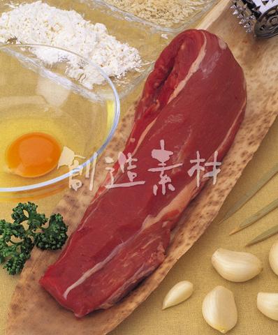豚肉ブロックのヒレ
