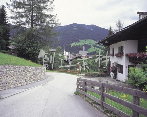 オーストリアの教会