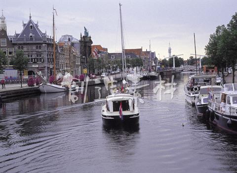 ハーレムの運河