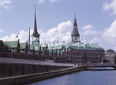 クリスチャンスボー宮殿