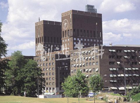 オスロ市庁舎