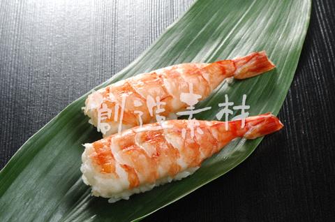 エビの寿司 2貫