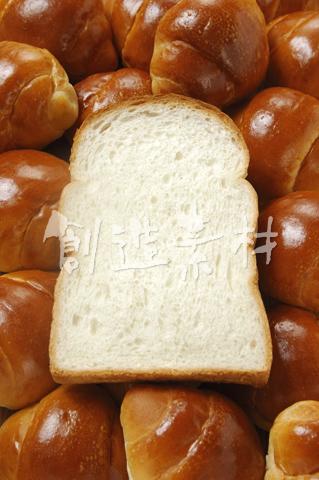 山形食パンとバターロール