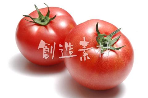 2個のトマト