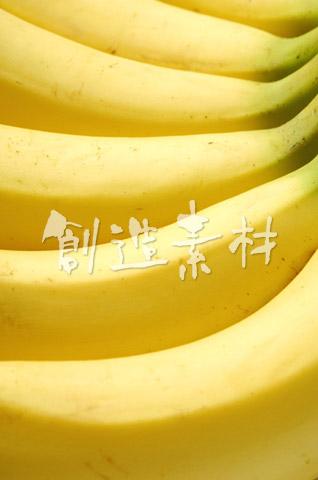 一面のバナナ