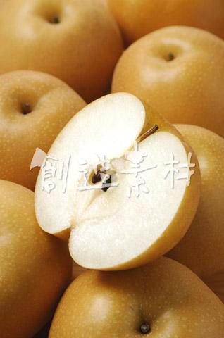 梨の断面(新興)