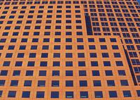 ワールドファイナンシャルセンターの外壁