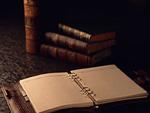 システム手帳と本