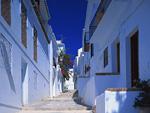 スペインの町並