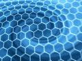 蜂の巣構造(CG)