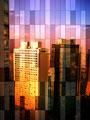 ビジネス都市イメージ(CG)