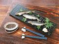 鮎の姿寿司