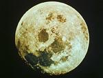 月(NASA提供)