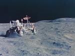 月面車(NASA提供)