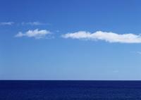 青空と水平線