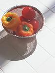 パプリカとトマト