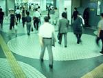 通勤シーン
