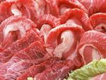 牛カルビと牛バラ肉