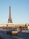エッフェル塔と橋