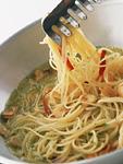 スパゲティ・ペペロンチーノ