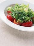 トマトとハーブのサラダ