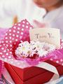 花のギフトボックス