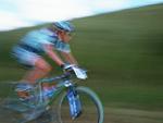 自転車 マウンテンバイクレース