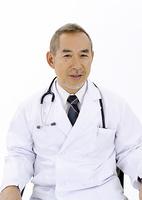 医師のポートレート