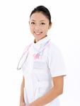看護師のポートレート