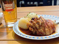 ビールとドイツ料理