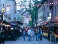 ザクセンハウゼンの街角