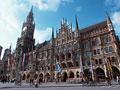 ミュンヘンの新市庁舎