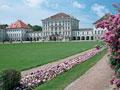ニンフェンブルグ城と庭園