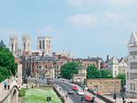 ヨーク大聖堂と町並