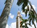 尖沙咀の時計塔
