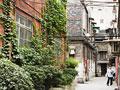 上海の家並み