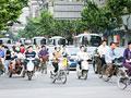 上海の街角