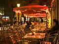 上海のオープンカフェ