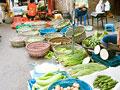 上海の市場