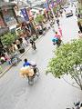 上海老街の町並