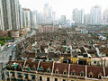 上海の町並