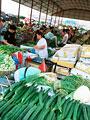 北京の市場