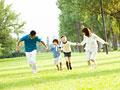 タイトル:走る親子