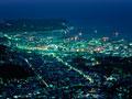 小樽市街夜景