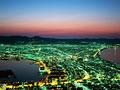 函館市街夜景